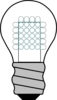 Light Bulb Led Off Clip Art