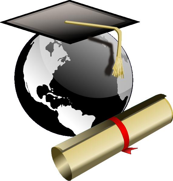 College Education Clip Art