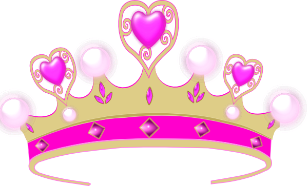 Princess Crown Clip Art at Clker.com - vector clip art ...