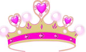 princess crown clip art at clker com vector clip art online rh clker com princess crown images clipart princess crown clipart black and white