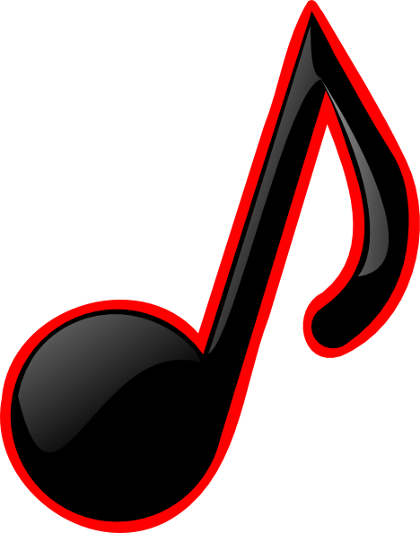 clipart music notes - photo #20