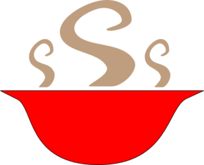 Red Soup Clip Art
