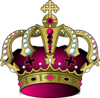 Pink Crown Clip Art