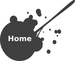Splash Home1 Clip Art