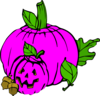 Pink Pumpkin, Dina, Fall Clip Art