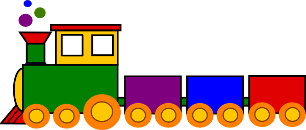 choo choo train car clipart - photo #15