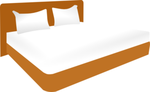 King Size Bed Clip Art