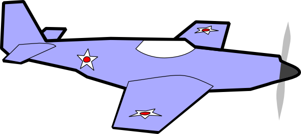 cartoon airplane clipart - photo #20