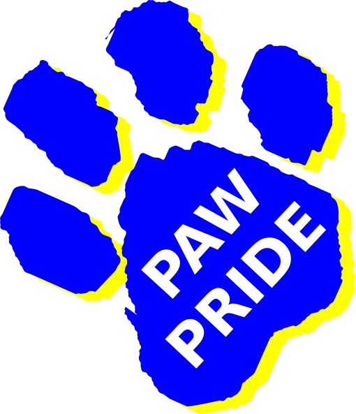 tiger pride clip art - photo #38