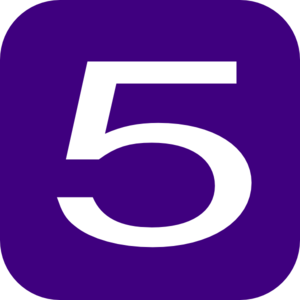 Five Frame Numbers