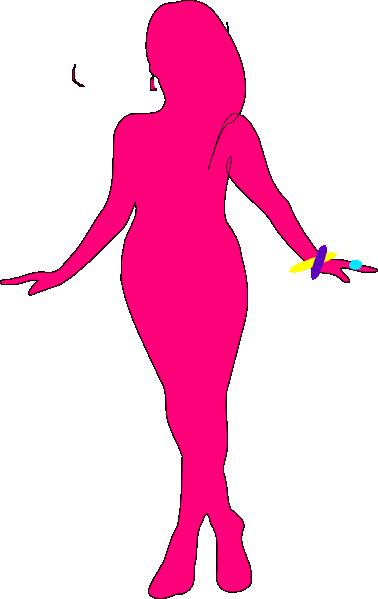 jewelry silhouette clip art - photo #39