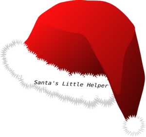 Santas Helper Clip Art