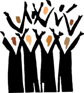 Gospel Choir Clip Art
