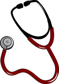 stethoscope clip art at clker com vector clip art online royalty rh clker com stethoscope clipart images stethoscope clip art images