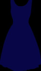 blue dress clip art at clker com vector clip art online royalty rh clker com