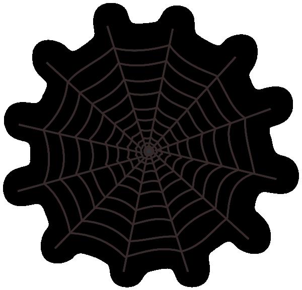 Spider Web clip artSpider Web Clip Art