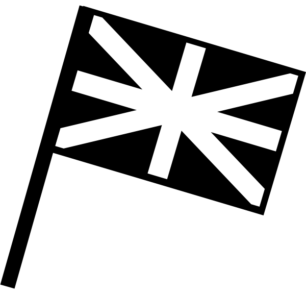 Uk Flag Clip Art At Clker