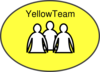 Yellow Team Clip Art