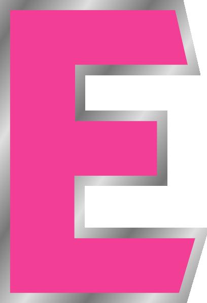 Letter E Clip Art