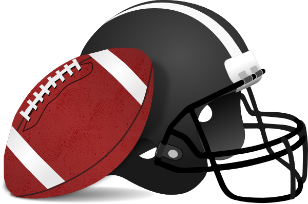free clip art football game - photo #11