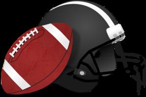 football helmet clip art at clker com vector clip art online rh clker com football clipart images football clip art free black and white