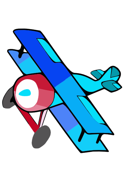 biplane clip art at clker com vector clip art online airplane clipart no background airplane clipart border