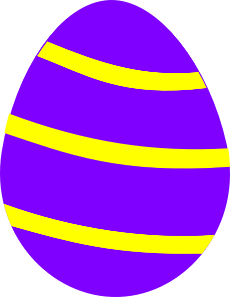 free clipart of easter eggs - photo #48
