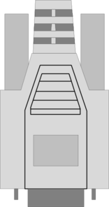 Serial Connector Db-9 Rs-232 2 Clip Art
