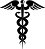 Caduceus Made Smaller Clip Art