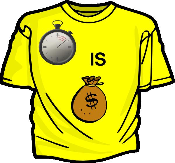 Time Is Money Clip Art