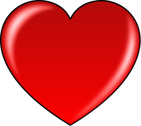 Heart 30 Clip Art at C...