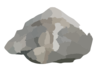 Triangular Rock Clip Art