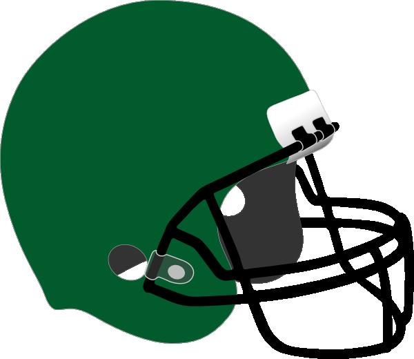 green football helmet clip art at clker com vector clip art online rh clker com clip art football helmet black and white clipart football helmet outline