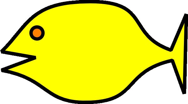 Fishy Fish Clip Art At Clker Com Vector Clip Art Online