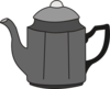 Tea Pot Clip Art