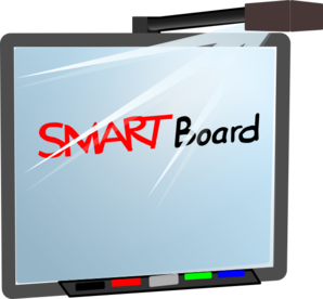 Smartboard Clip Art
