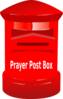 Prayer Post Box Clip Art