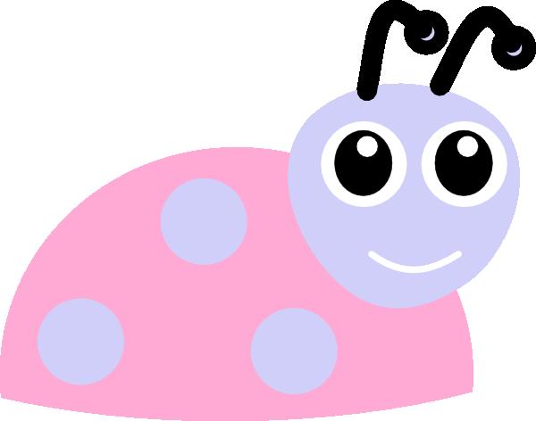 Pink ladybug - photo#23