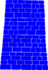 Blue Brick Wall Clip Art