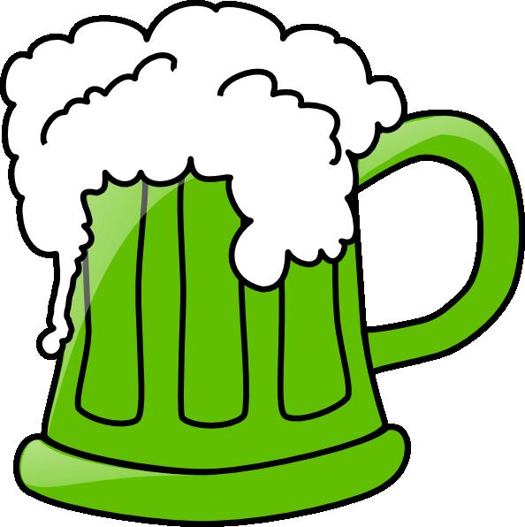 Beer Mug Clip Art at Clker.com - vector clip art online, royalty free ...