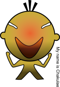Chakulae Laughing Clip Art