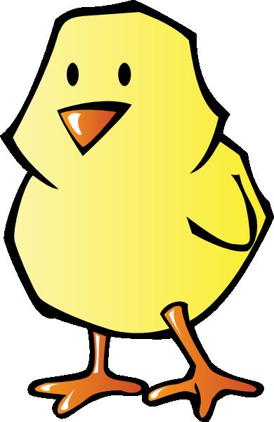 chick clip art at clker com vector clip art online royalty free rh clker com clipart baby chick baby girl clipart