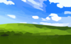 Windows Xp Bliss Wide Clip Art