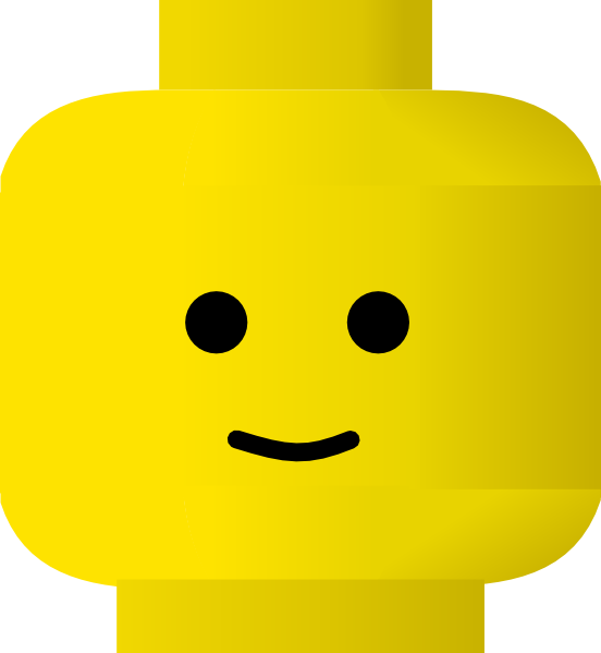 lego head clipart - photo #4