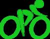 Cyclist Clip Art