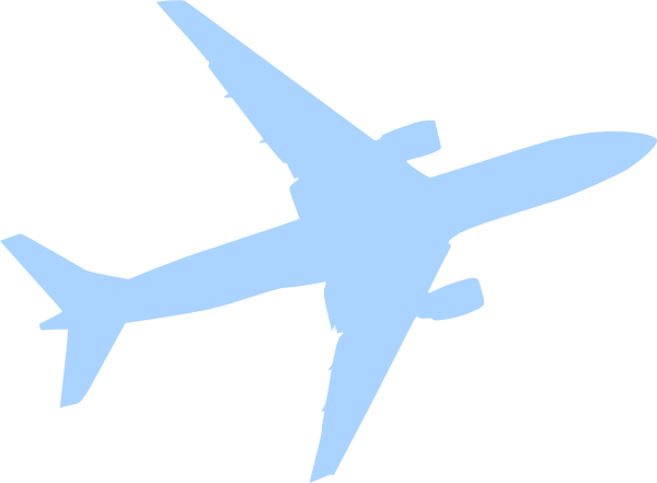 airplane clipart transparent background - photo #2