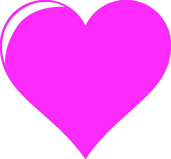 Download Tes Hot Pink Love (2) Clip Art at Clker.com - vector clip ...