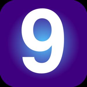 Number 9 Clip Art at Clker.com - vector clip art online, royalty free ...