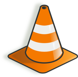 Traffic Cone 2 Clip Art