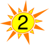 Sun. Weather, Channel Clip Art
